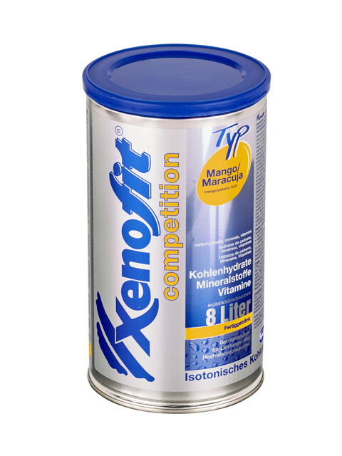 Xenofit Competition Carbohydrate Drink Dose 672/688g Mango/Maracuja